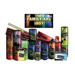 Family XXL Vuurwerkpakket  art-nr: 1857