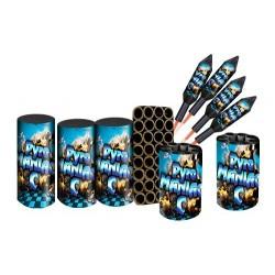 Pyromaniacs C Vuurwerkpakket  art-nr: 7183