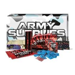 Army Supplies Vuurwerkpakket art.nr: 1820