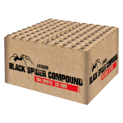 Black spider compound